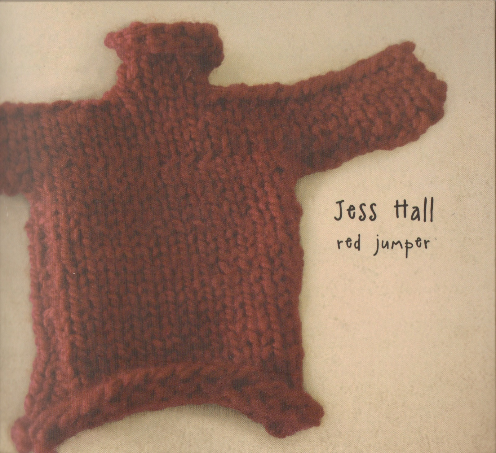 Red Jumper cover